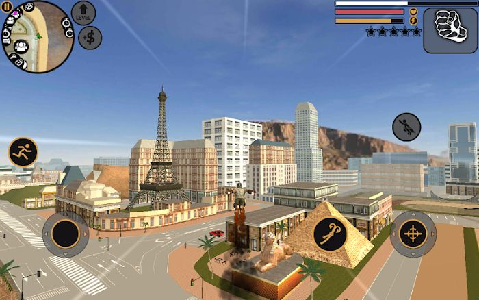 Vegas Crime Simulator MOD TienScoreVIP
