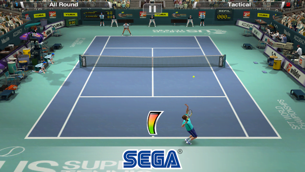 Virtua Tennis Challenge MOD APK IOS