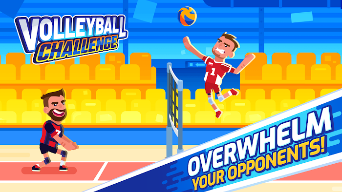 Volleyball Challenge MOD Vo han Tien xu