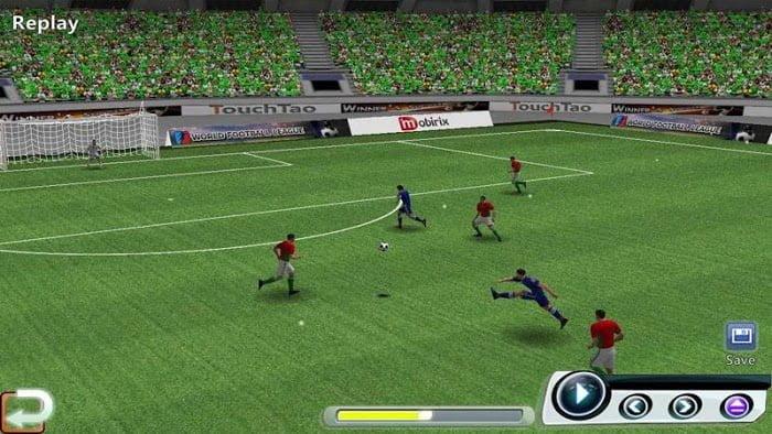 World Soccer League MOD all unlocked