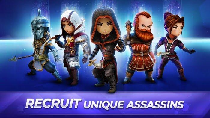 1601497803 510 Assassins Creed Rebellion MOD Mo khoaOne HitNo Skill CD