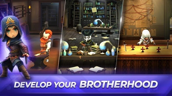 1601497803 859 Assassins Creed Rebellion MOD Mo khoaOne HitNo Skill CD