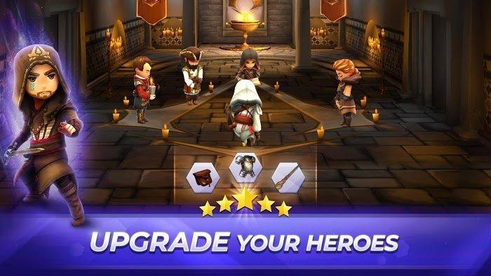 1601497803 967 Assassins Creed Rebellion MOD Mo khoaOne HitNo Skill CD