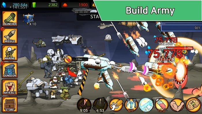1601573704 375 Missile Dude RPG Tap Tap Missile MOD APK IOS