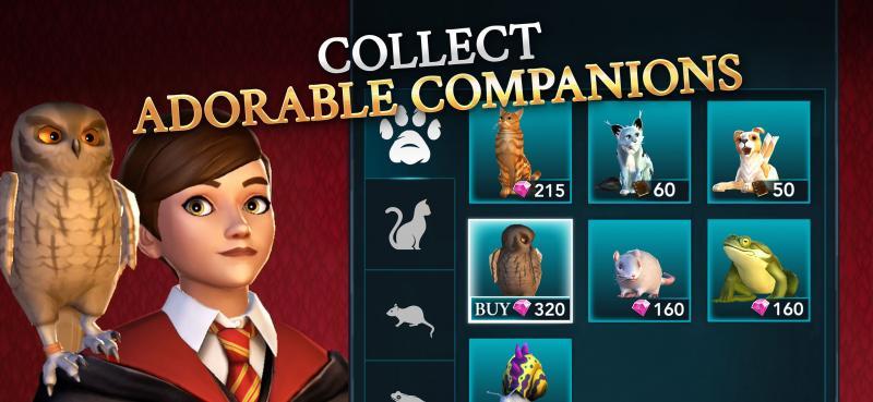 1601650804 108 Harry Potter Hogwarts Mystery MOD Vo han All