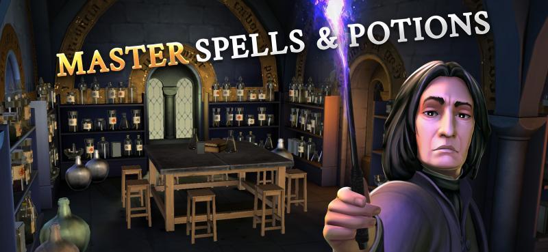 1601650804 178 Harry Potter Hogwarts Mystery MOD Vo han All