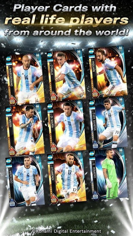 1601689803 785 PES CARD COLLECTION