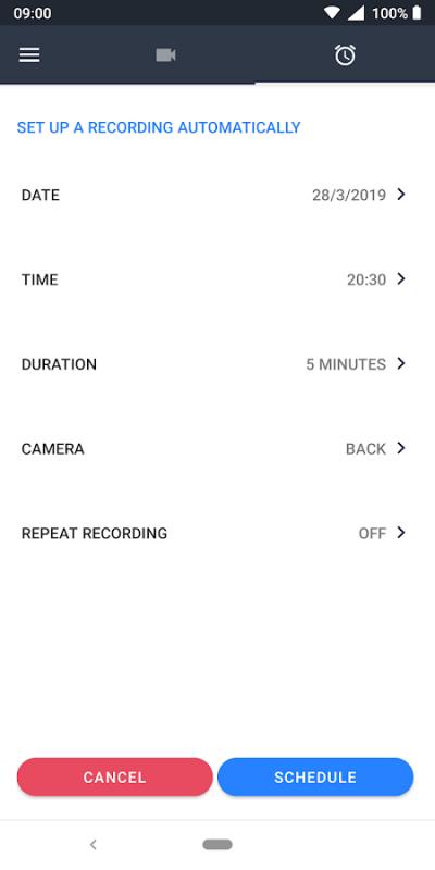 Ghi video nhanh (MOD, Pro được mở khóa)