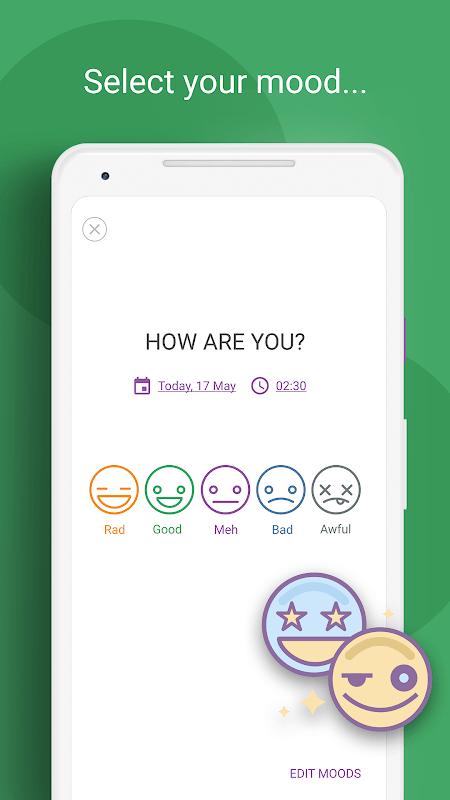 1601949003 832 Daylio – Diary Journal Mood Tracker MOD Premium