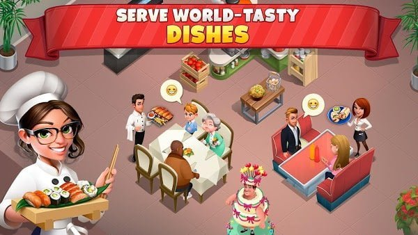 1601949304 509 Tasty Town MOD TienQuick Cooking