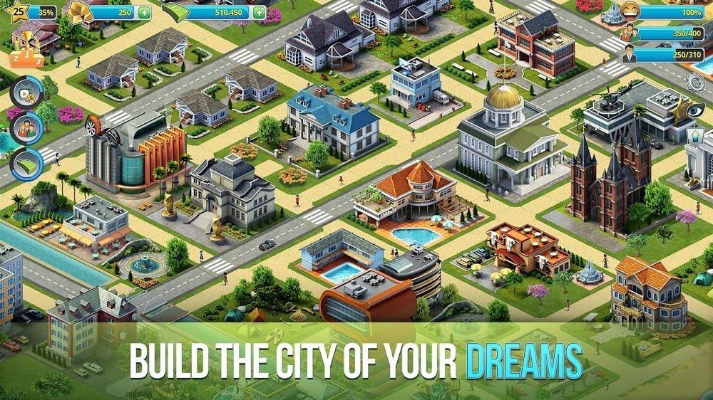 Đảo thành phố 3