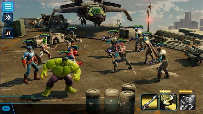 1602153004 969 Marvel Strike Force MOD TeamAR Gift