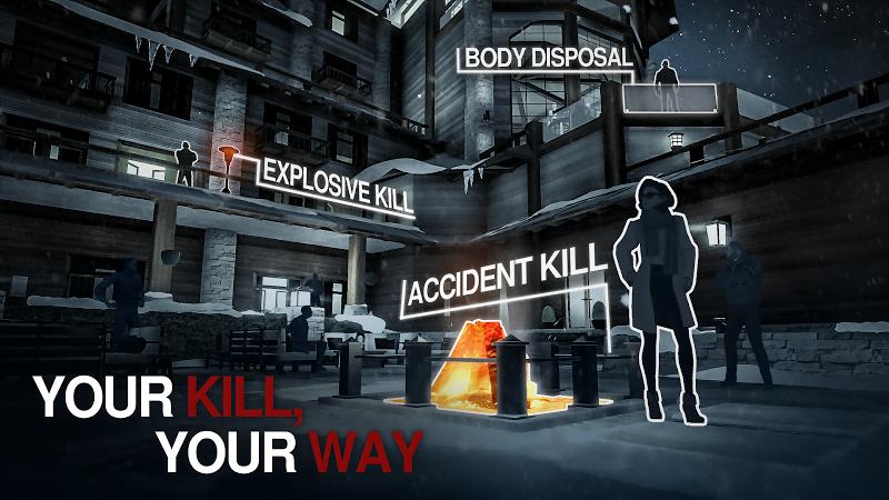 Hitman Sniper 2: World of Assassins (MOD, Tiền không giới hạn / Đạn)