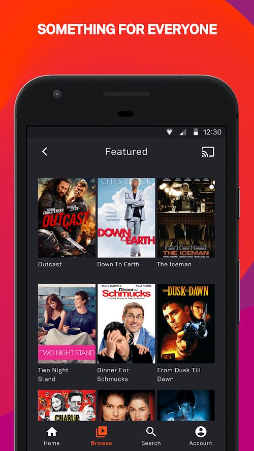 Tubi - Phim & Chương trình truyền hình (Không có quảng cáo)