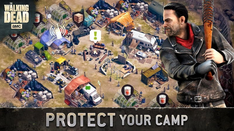 The Walking Dead: No Man's Land (MOD, Sát thương cao)