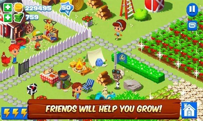 1602448503 865 Green Farm 3 MOD Vo han TienSeeds