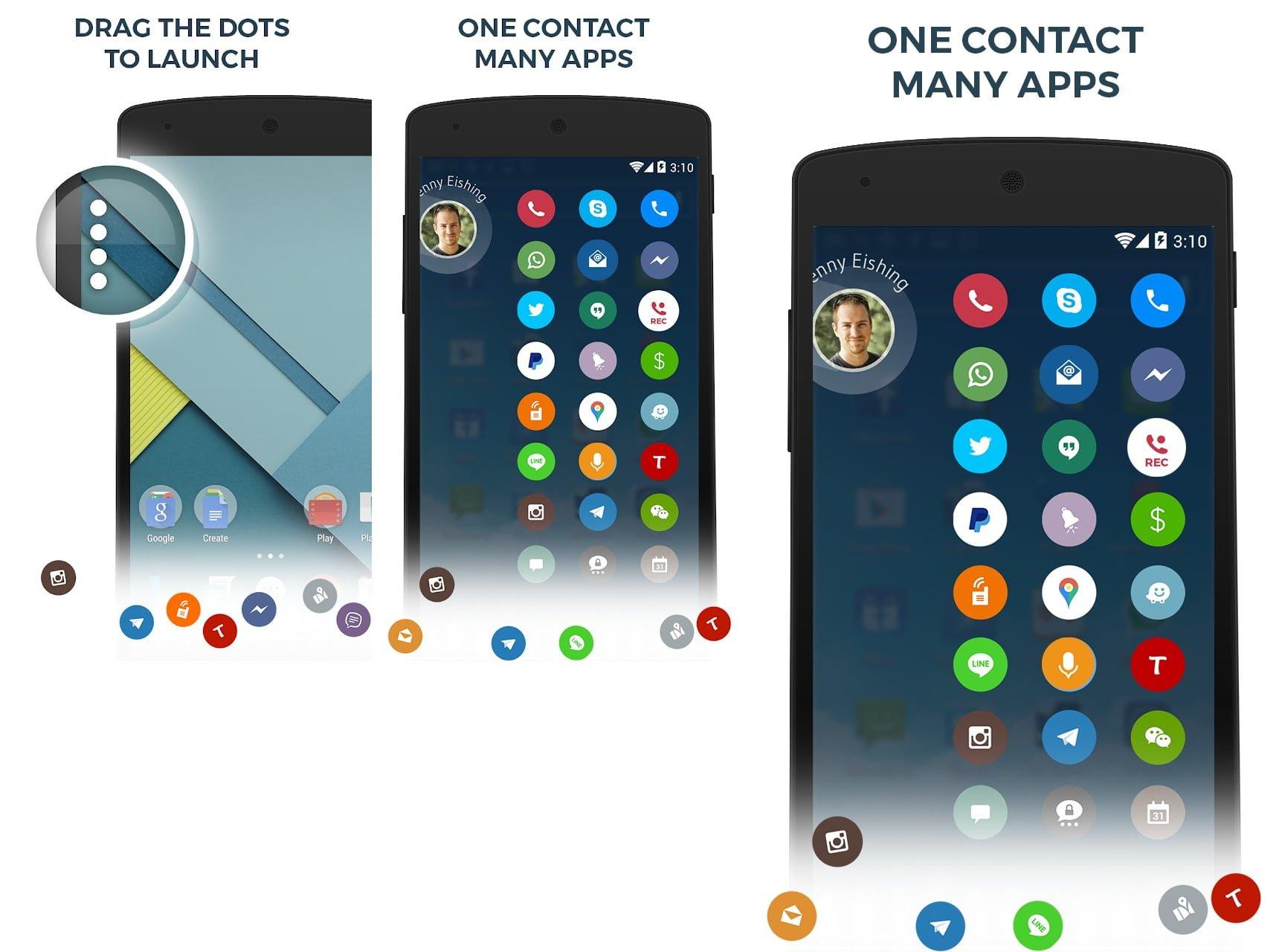 1602824704 503 drupe – Contacts Caller ID MOD Pro Mo khoa