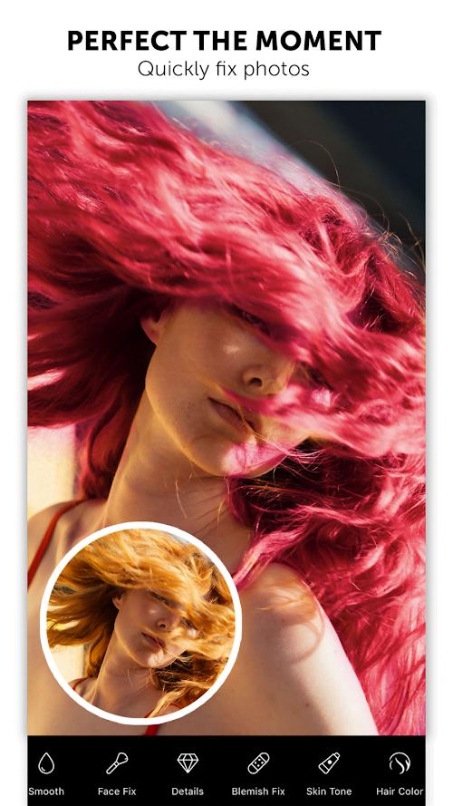 PicsArt Photo Studio (MOD, Vàng / Cao cấp)