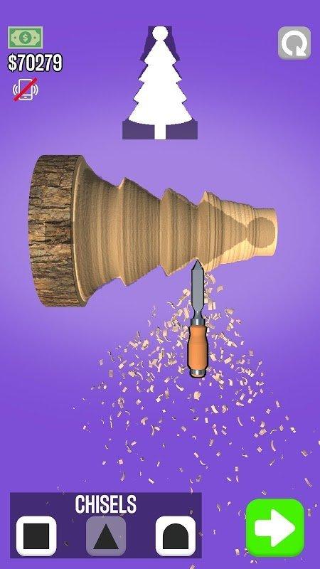 Woodturning (MOD, Tiền không giới hạn)