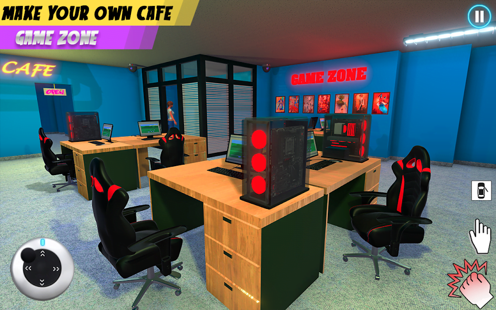 PC CAFE 2020 +++