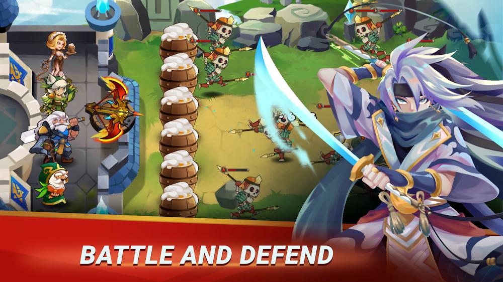 Castle Defender Premium +++