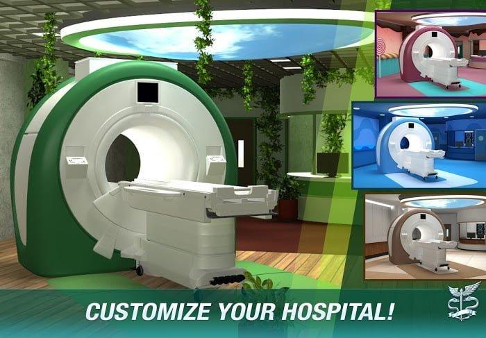Hoạt động ngay: Bệnh viện (MOD, Mua sắm miễn phí)