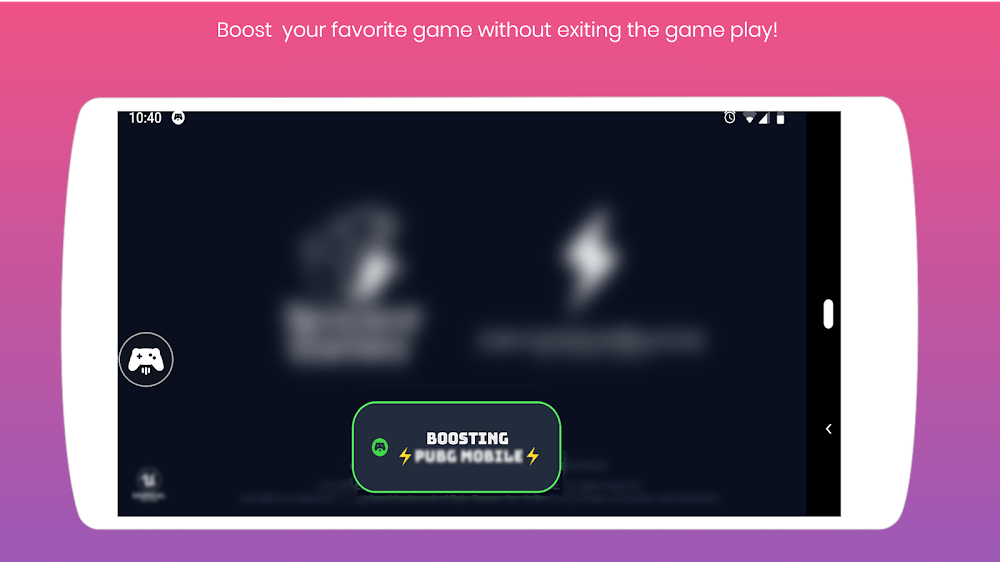 Game Booster X