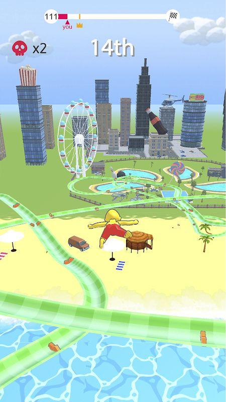 Aquapark.io (MOD, Vàng không giới hạn / Không có ADS)