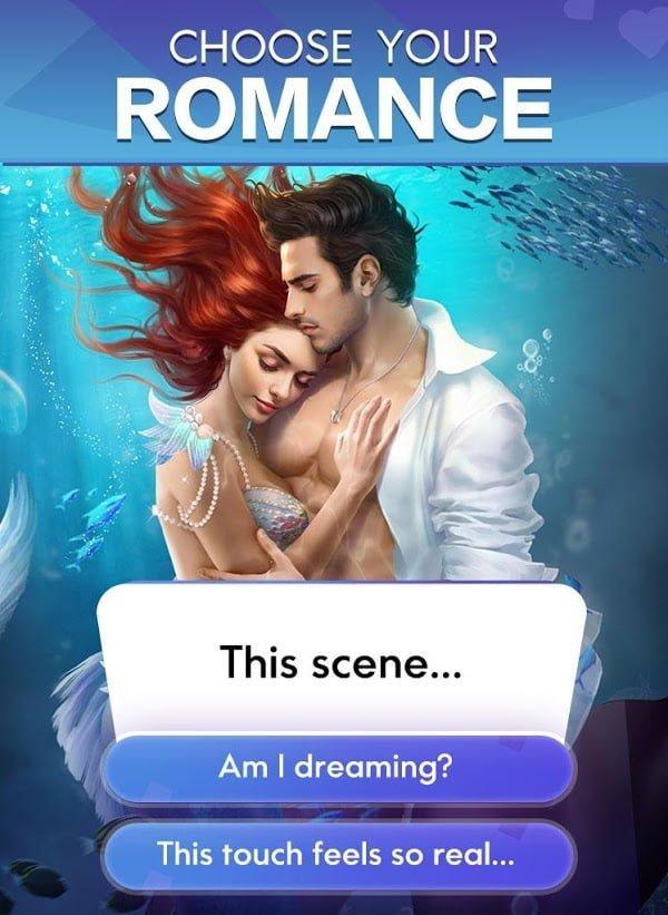 Romance Fate: Câu chuyện và lựa chọn (MOD, Lựa chọn cao cấp)