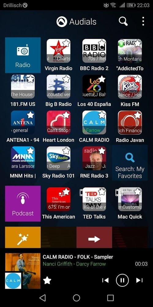 Audials Radio Pro (Đầy đủ / Trả phí) ***