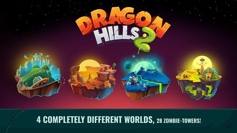 Dragon Hills 2 MOD Vo han Tien xu
