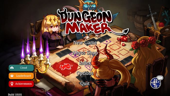 Dungeon Maker (MOD, Tiền / Linh hồn / Đá)