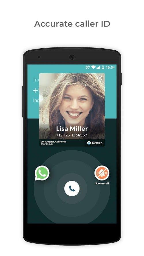 Eyecon - ID người gọi, Cuộc gọi và Danh bạ Điện thoại (Cao cấp)