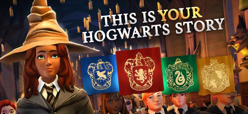 Harry Potter Hogwarts Mystery MOD Vo han All
