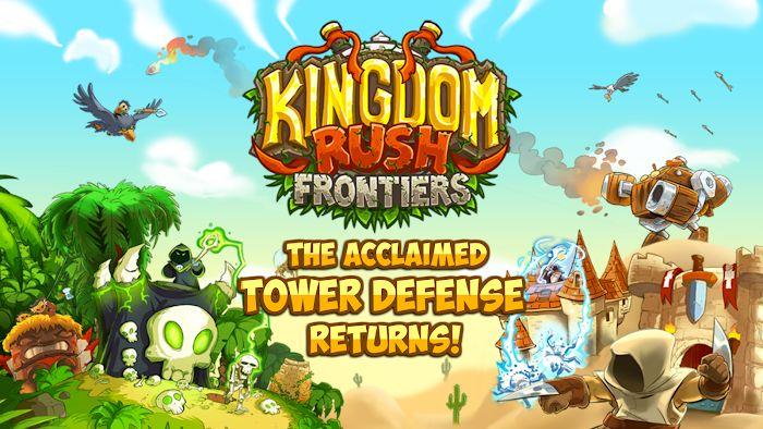 Kingdom Rush Frontiers MOD Vo han TienMo khoa