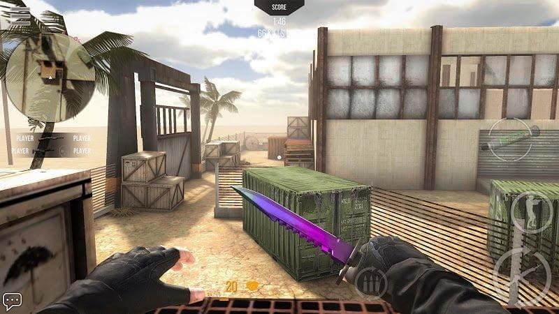 Modern Strike Online (MOD, Đạn không giới hạn)