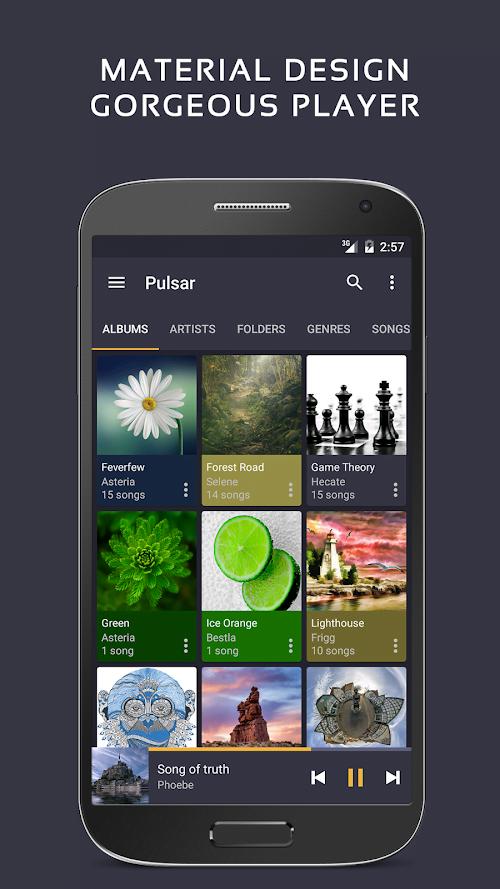 Pulsar Pro +++