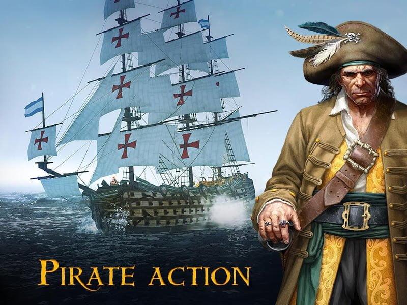 Tempest: Pirate Action RPG Premium (MOD, Unlimited Coins)