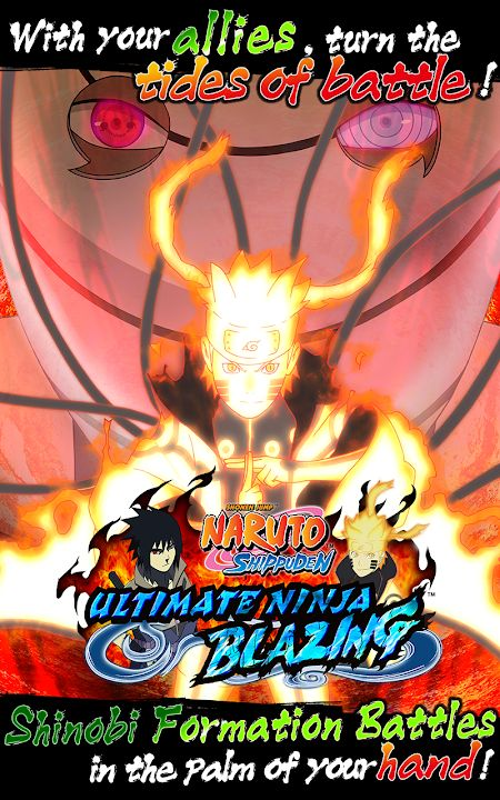 Ultimate Ninja Blazing (MOD, High Attack, God Mode)
