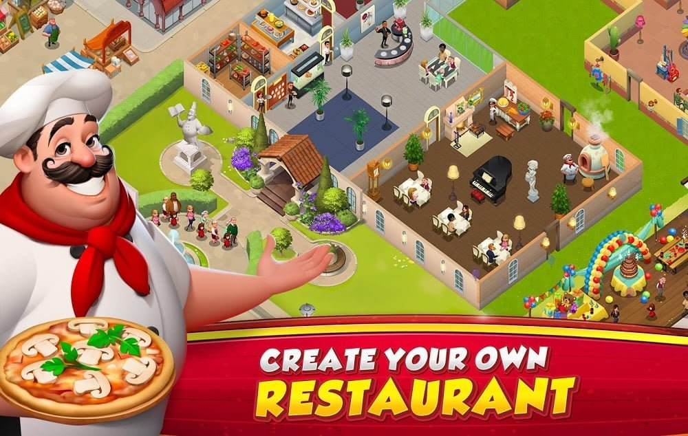 World Chef (MOD, Storage / Instant Cook)