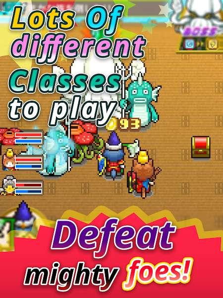 1604315105 520 Quest Town Saga MOD TicketsStaminaGold