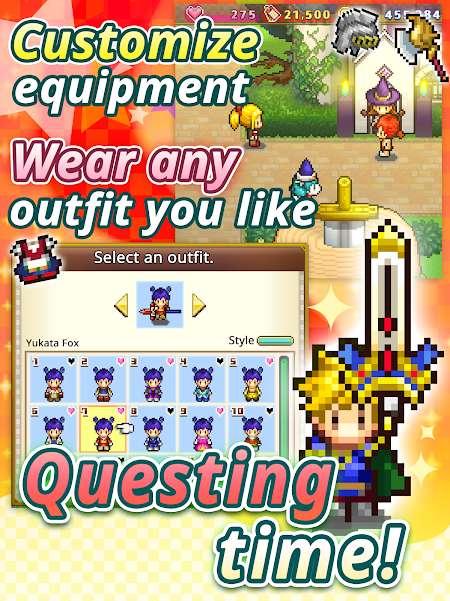 1604315105 614 Quest Town Saga MOD TicketsStaminaGold