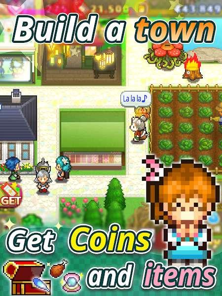 1604315105 950 Quest Town Saga MOD TicketsStaminaGold