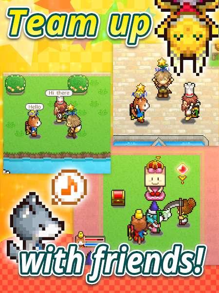 1604315106 823 Quest Town Saga MOD TicketsStaminaGold
