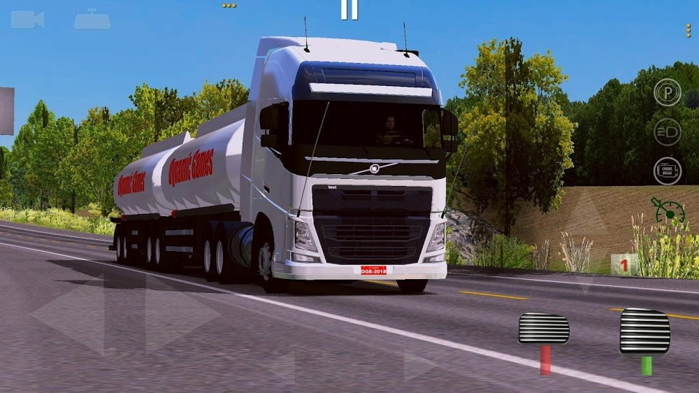 World Truck Driving Simulator +++