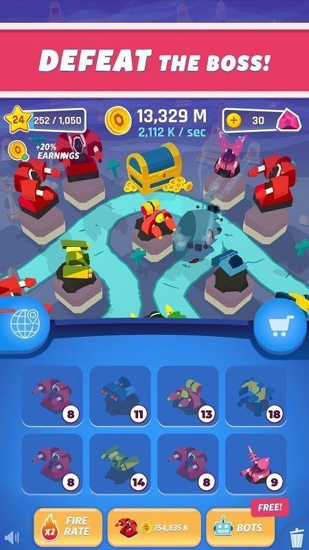 1604783106 337 Merge Tower Bots MOD Vo han Tien