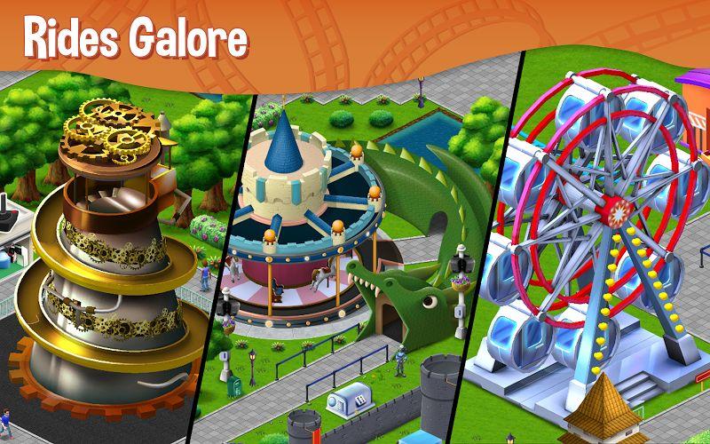 1605265505 479 RollerCoaster Tycoon Story MOD Vo han Tien xu