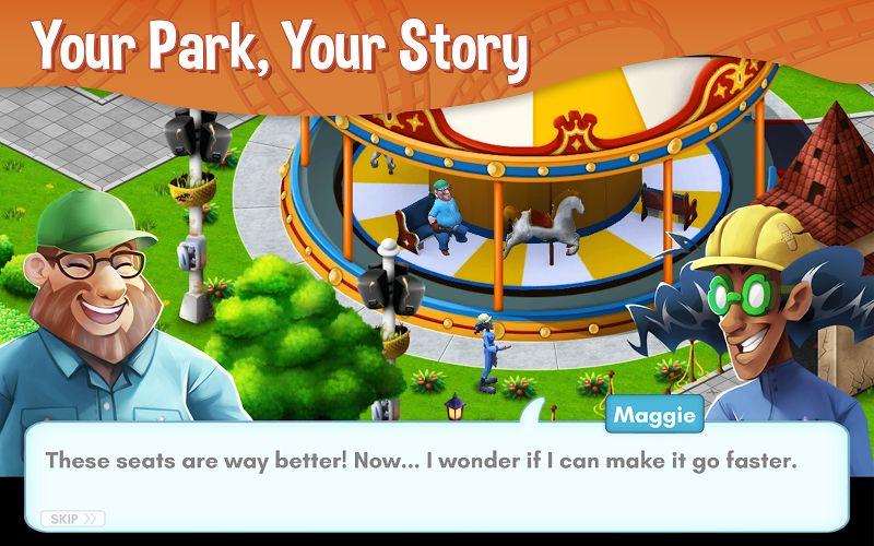 1605265505 592 RollerCoaster Tycoon Story MOD Vo han Tien xu