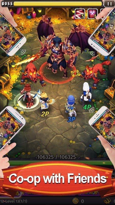 1605711905 647 Hyper Heroes Marble Like RPG MOD God Mode