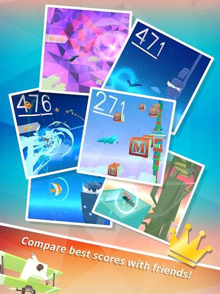 1605726306 159 Sky Surfing MOD unlocked